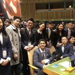太平洋中學模擬聯合國團隊獲優異獎