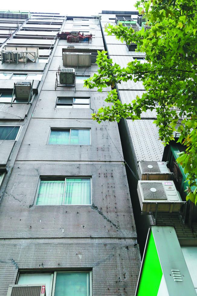 花蓮強震…台北5級震度 九二一危險建物又傾斜!