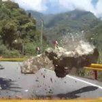 6.1規模強震撼全台釀17傷 太魯閣遊客遭落石擊中一度垂死