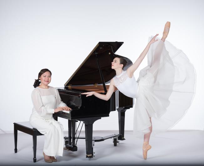 本次演出是現代舞團首次與台灣音樂家合作,也堪稱周拮如的個人編舞展覽。(周拮如提供)