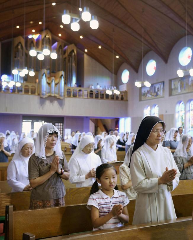 日本天主教啟動性侵調查