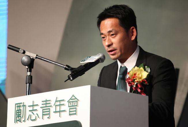 黃心穎被爆一開始的目標不是許志安,而是太陽娛樂的老闆周焯華。(新華社資料照片)