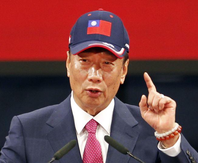 彭博評論指出,鴻海董事長郭台銘是談交易的高手,少有人能占他上風,即使在中國亦然。美聯社