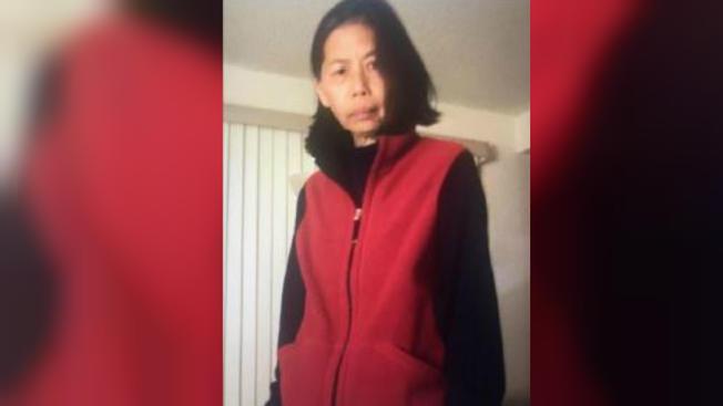 聖荷西61歲華婦蒲春玉(譯音,Chunyu Pu)失蹤,當局發出銀色警報(Silver Alert),呼籲公眾協助找尋。(圖:聖荷西警察局)
