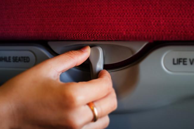 你知道飛機上最髒的地方是哪裡嗎? 圖/ingimage