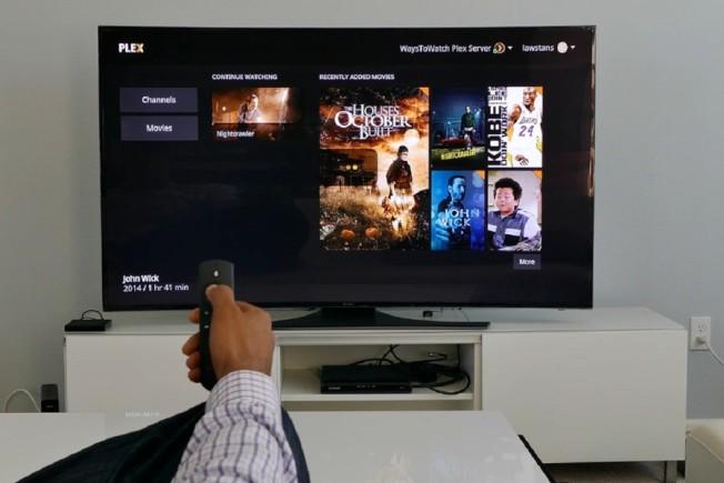 亞馬遜及谷歌宣布,同意讓彼此的串流媒體應用程式在各自平台使用,結束兩大科技巨擘影音平台的爭執。(截自Amazon Fire TV影片)