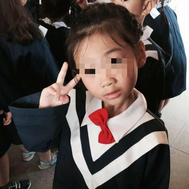 年僅十歲的吳小妹妹和七歲弟弟陳屍生父家中。(記者林昭彰/翻攝)