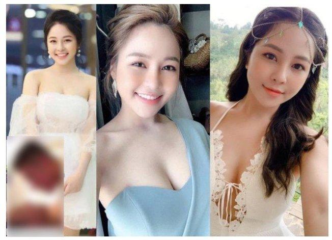 綽號「辣妹藥劑師」的越南女子杜陳映(Trâm Anh),日前卻被爆出一支9分多鐘的性愛影片。圖擷自JdailyHK