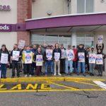 達臨時協議 新英格蘭Stop & Shop超市結束10天罷工
