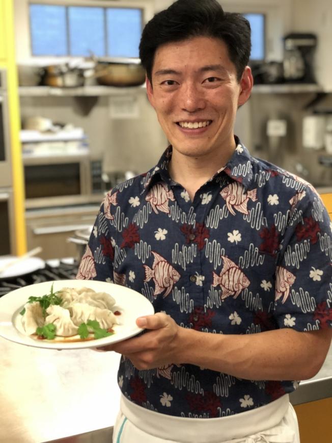 王凱傑希望將台灣味道帶到美國,將創新台菜推廣到全世界。(王凱傑提供)