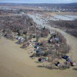 加拿大東部洪患 淹沒逾千住宅