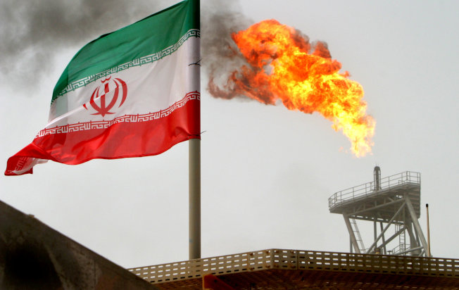 美國加強制裁伊朗原油,將對油市巨大衝擊。 路透