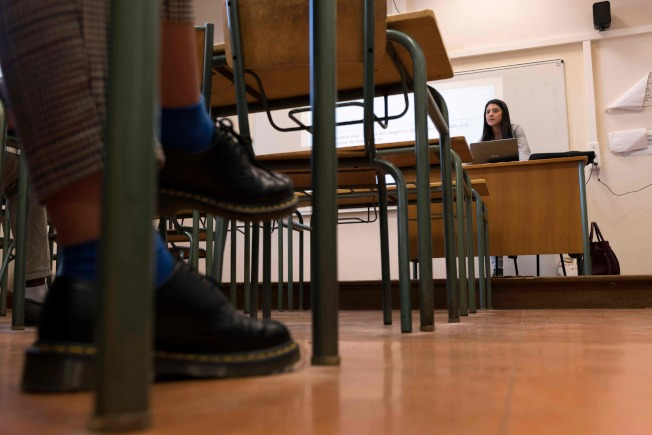 法國政府近日正式公告,針對非歐盟的新入學外籍生調漲大學學士學程及碩士學程學費。Getty Images