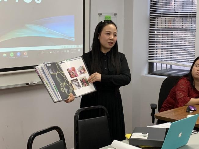 創業培訓項目受到華人移民的歡迎。(肯維培訓/提供)