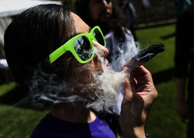 留學生K同學(化名)留下了「碰大麻」的紀錄,返鄉探親回美時卻遭拒絕入境。(本報檔案照)