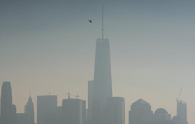 美10城市空污最嚴重 7個在加州 1.4億人健康受損易早逝