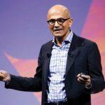 微軟市值破兆 趕超蘋果、亞馬遜