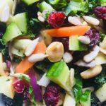 料理功夫 | 健康爽口的羽衣甘藍沙拉