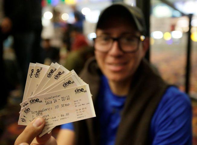 瘋了還是經濟原理?復聯4電影票美網拍賣到500美元