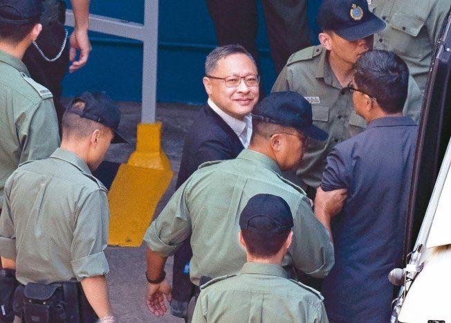 香港占中案判刑 美國務院:感到失望