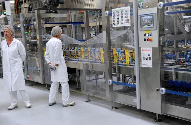 政府在為期一年的檢測過程中發現,有21%冰淇淋產品製造廠房檢驗出李斯特菌。(Getty Images)