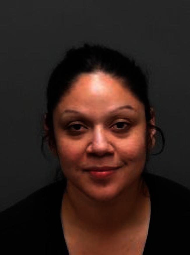 28歲的Diane Monique Gomez被控是街頭幫派分子。(蒙市警局提供)