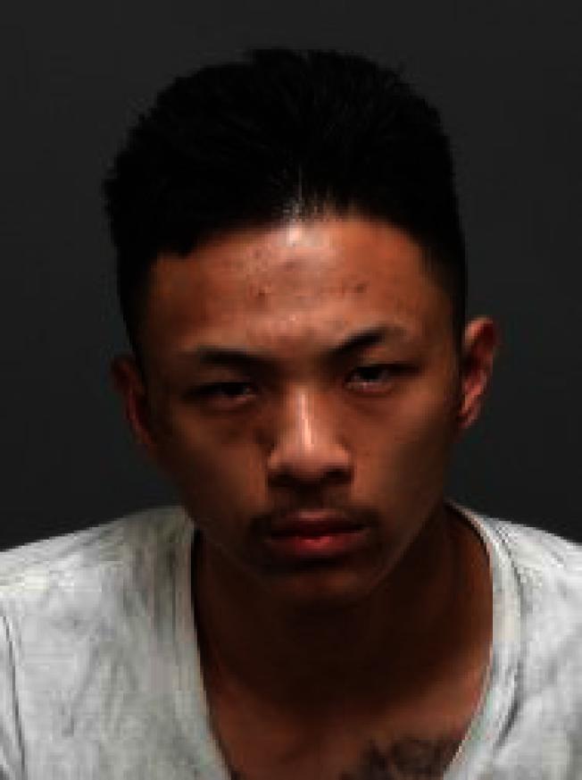 被控謀殺未遂等重罪的19歲AJ Dang。(蒙市警局提供)