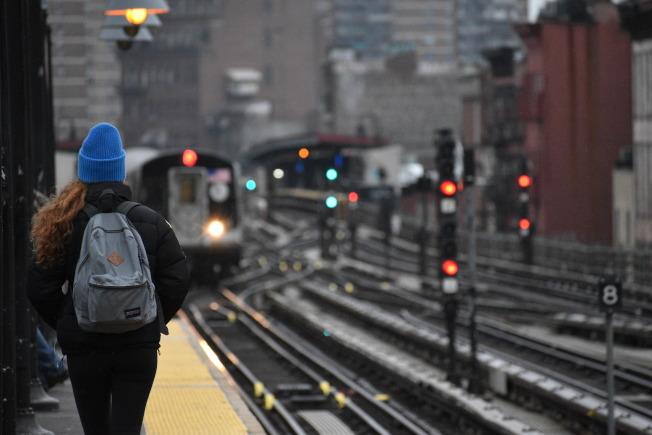 周末地鐵線路將有變更。(記者顏嘉瑩/攝影)