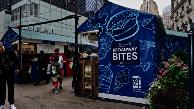 百老匯小吃集市持續至6月15日。(取自官網)