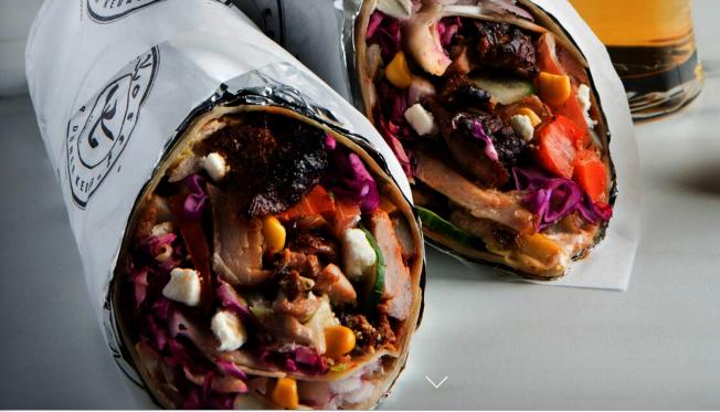 柏林的烤肉三明治被譽為2018年最熱賣美食之一(取自官網)