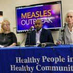 麻疹擴散迅速 川普改籲兒童接種疫苗