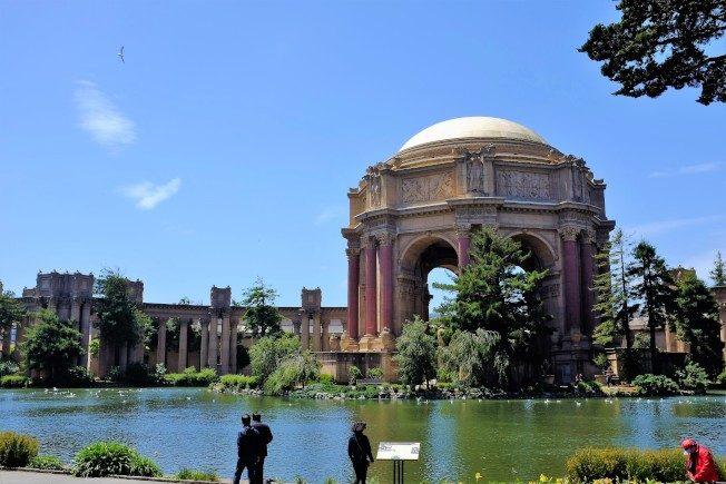 北美風情話   原只留一年卻撐了一世紀 看舊金山藝術宮的意外