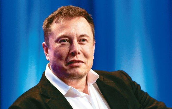 電動車大廠特斯拉創辦人馬斯克(Elon Musk) 路透