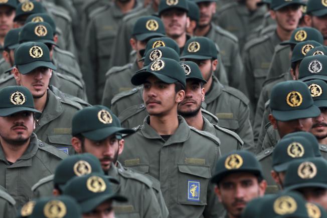 美國於本月稍早前,把伊朗精銳革命衛隊正式列為外國恐怖組織。美聯社