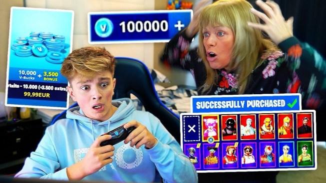 持有信用卡的父母,21%曾抓到孩子未獲許可擅用信用卡,支付例如網上遊戲的費用 。 (取自YouTube)
