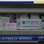 加州逾半私校生 未接種麻疹疫苗