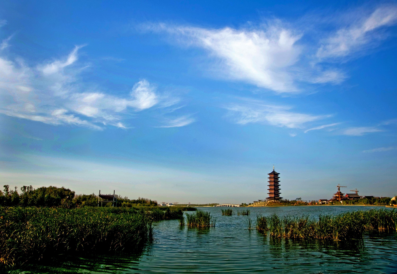大沽河生態旅遊度假區擁有少海濕地公園。