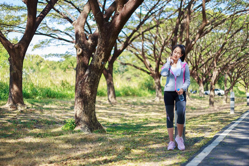 研究發現早上運動比晚上好。 圖/ingimage