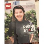 26歲齊鈺獲選明日之星 登主流雜誌封面