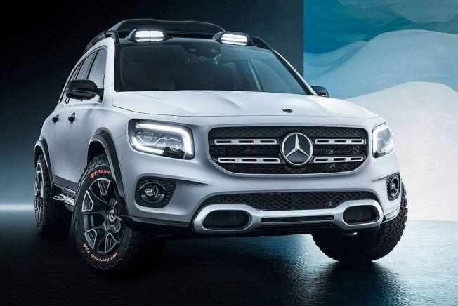 雖說是以概念形式登場,但各設計已經趨於量產樣貌。(Mercedes-Benz)
