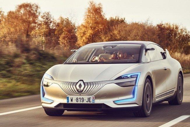 Renault Zoe小型5門掀背車款便是市面上價格最親民的電動車。(Renault)