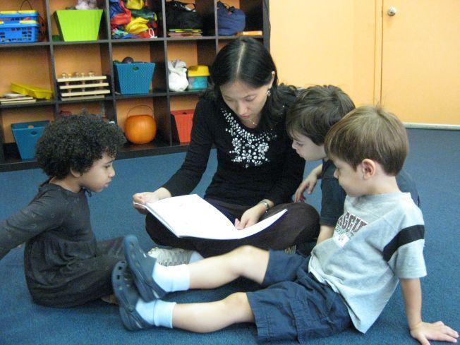 在中文學習中,對於學生和老師最大的難題是如何激發和保持他們的學習熱情。(本報資料照片)