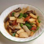 料理功夫|雞湯魚豆腐