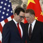 美中貿易談判傳接近達成協議  可能下周宣布