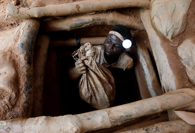 杜拜變身非洲金礦轉口熱點 沙漠黃金城 對非洲血色掠奪?