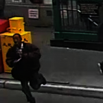 地鐵偷錢包 警緝非裔男