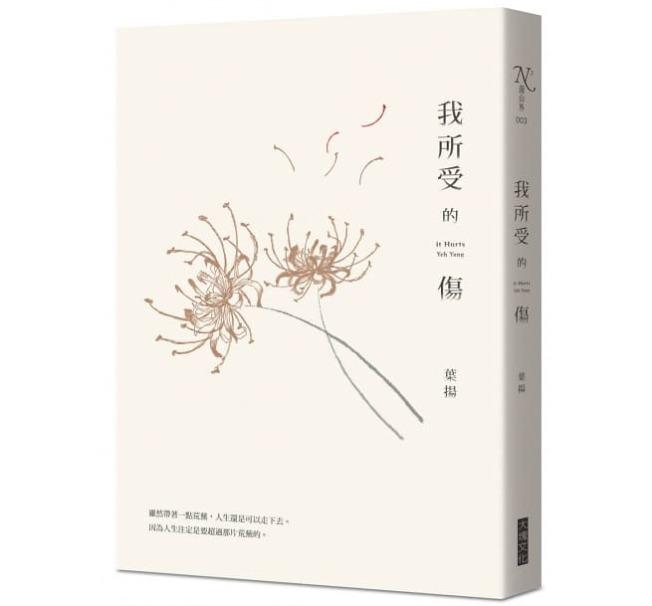 《我所受的傷》,世界書局有售。