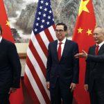川普加壓中國反彈 傳北京取消最後協商 劉鶴可能不來