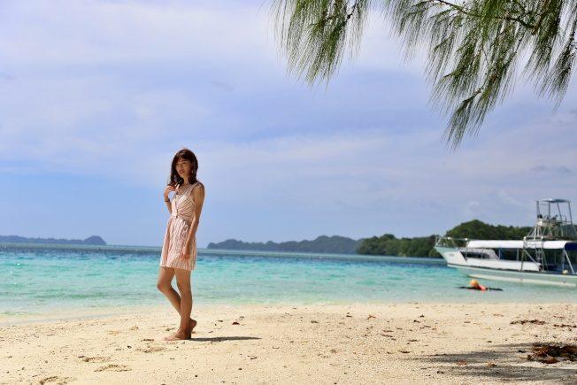 帛琉 不得不訪的玩水景點