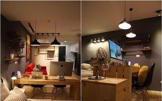 燈具、櫃子等搬不走或是新家不適合的東西,不妨上網拍賣或是送給有需要的朋友,延長家具的使用價值。(圖:信義房屋提供)